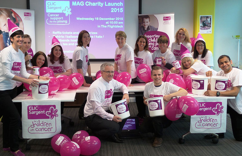 Stansted Airport selects new charity partner with £1m fundraising aim