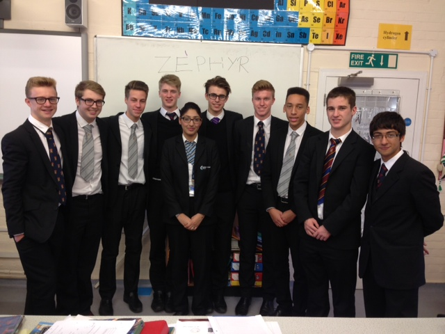 Young Enterprise: The learning story!