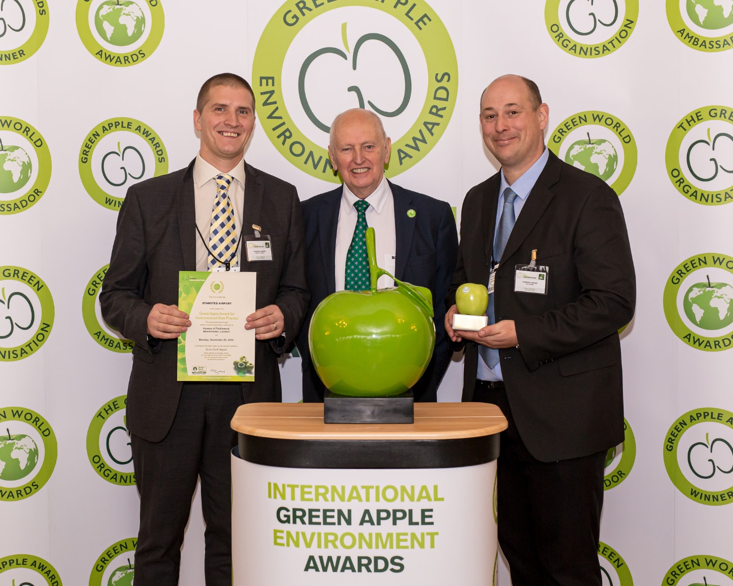 Gree Apple Environment Awards