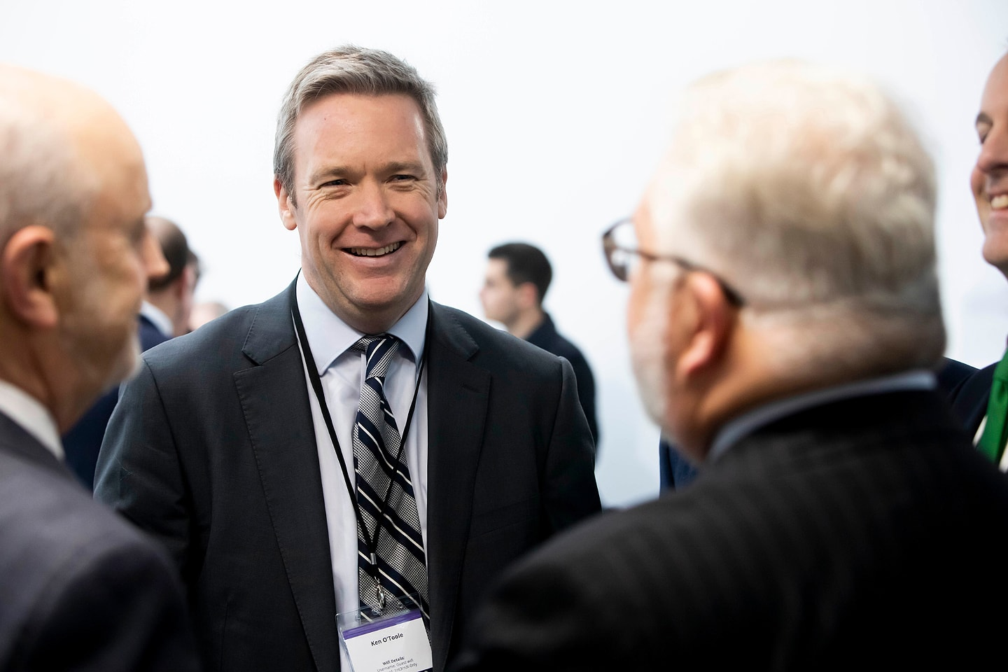 Stansted CEO Ken O'Toole