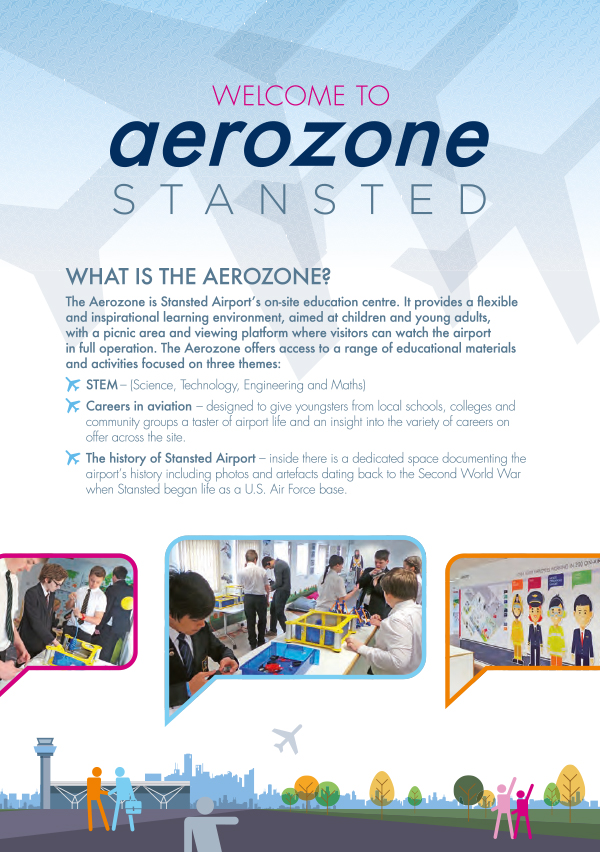 Aerozone Stansted Leaflet